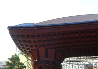 ドラゴンクエストウォークご当地クエスト 石川県金沢市 金沢駅